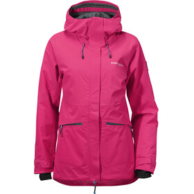 Didriksons 1913 Alta Jacket Women Warm Cerise